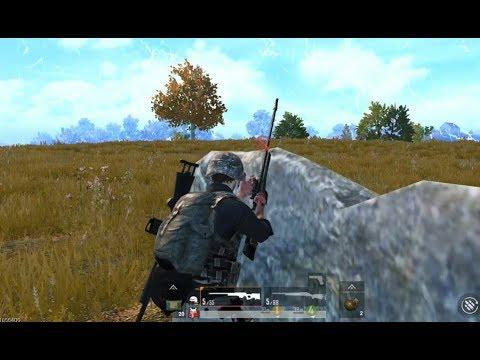 狙擊手麥克:扮豬吃老虎,1把AWM帶野隊躺雞,這般操作服不服?