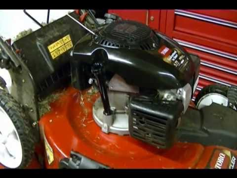 How to Check Crankcase Pressure on a Kohler. Briggs & Stratton. Tecumseh Lawnmower Engine