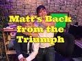 CruiseWeek.TV Live - Join Joe AND Matt both in the studio this week