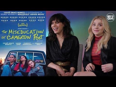 Chloe Moretz & Desiree Akhavan On The Miseducation Of Cameron Post