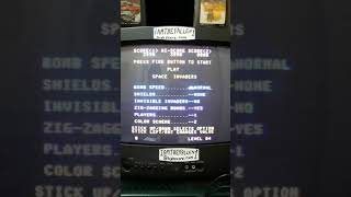 Space Invaders -- Atari 7800 Highscore.com submission