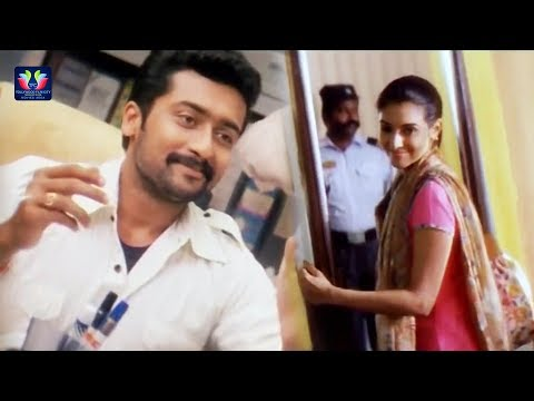 Suriya And Asin Fantastic Scene || Latest Telugu Movie Scenes || TFC Movies Adda