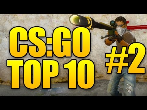 CSGO Top 10 Plays - Counter Strike Global Offensive - Episode 2