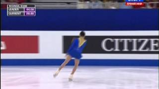 World Figure Skating Championships 2015. SP. Satoko MIYAHARA