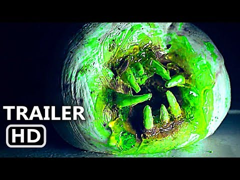 ATTACK OF THE KILLER DONUTS Official Trailer (2017) Comedy Movie HD