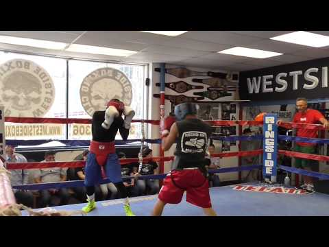westside boxing club sparring EsNews Boxing Image 1