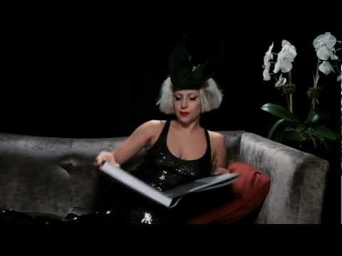 Lady Gaga x Terry Richardson Book Foreword