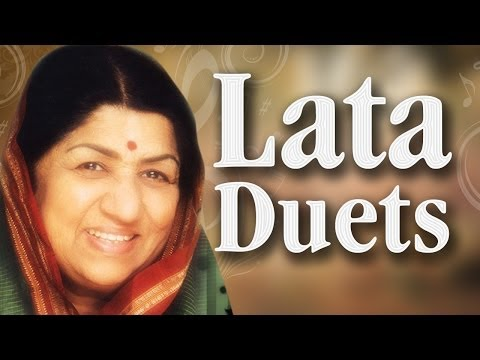 Non Stop Lata Mangeshkar Duets - Jukebox -1 - Top 10 Lata Old...