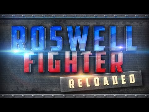 Official Roswell Fighter Reloaded Launch Trailer