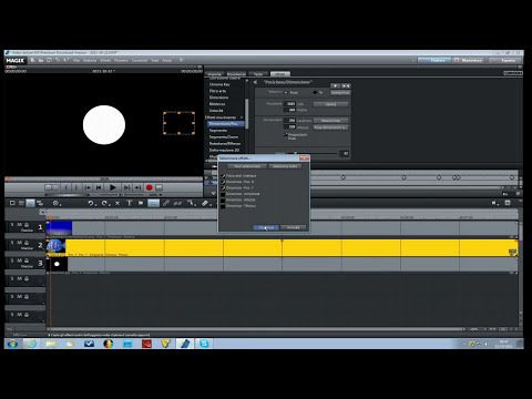 Magix Video Deluxe MX tutorial