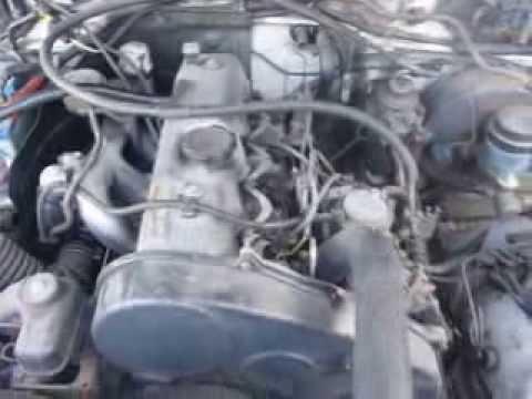 vendo motor mitsubishi montero 2.5 turbo diesel  salva