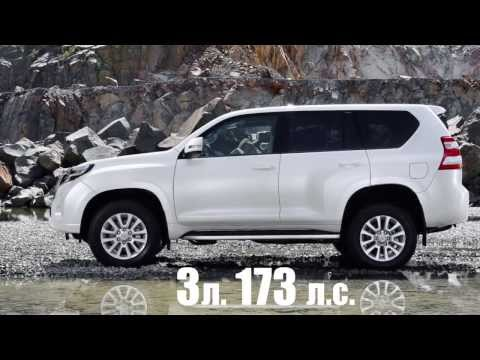 Toyota Land Cruiser Prado рестайлинг 2014 - обзор Александра Михельсона