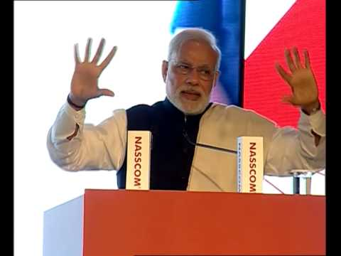Pm Narendra Modi's Speech At 25th Foundation Day Of Nasscom video