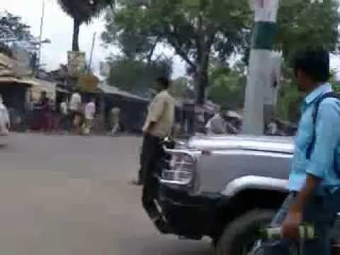 Bangladeshi Traffic Time video