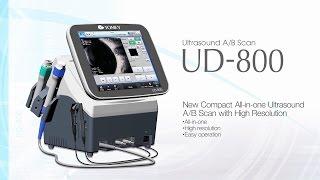 UD-800 Ultrasonic Modular A /B-Scan System