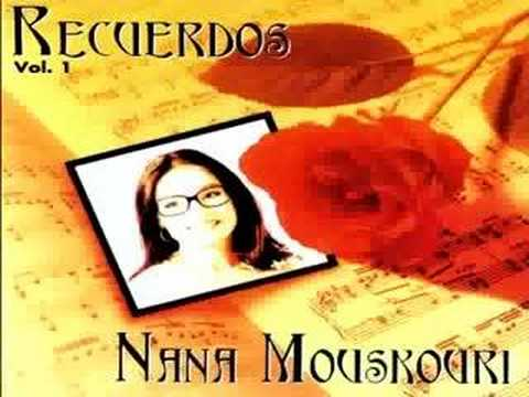 Historia De Un Amor - Nana Mouskouri Video