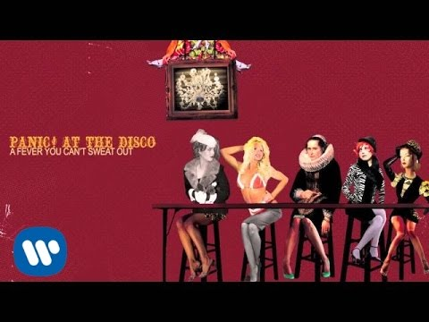 Panic At The Disco - Theres A Reason These Tables Are Numbered Honey