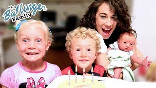 Parker's Sleepover Birthday Party Special!