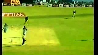 Sachin Tendulkar 35th century 141 vs Australia 1998 Dhaka.flv