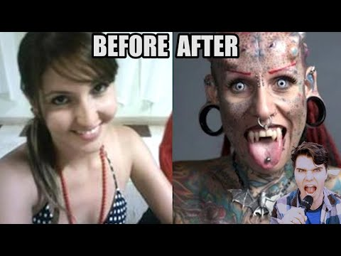 Bad Facial Reconstruction (& Body Mods)