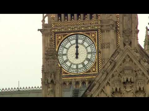 The Big Ben is Chiming in the 90s