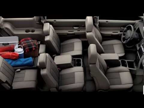 2014 Dodge Durango Interior - YouTube