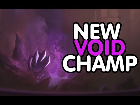 New Void Champion Teaser League of Legends