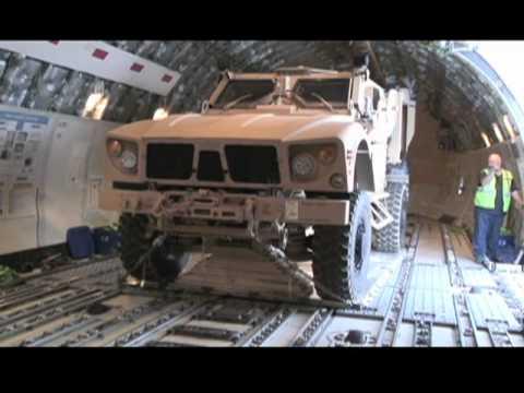 For U.S. Troops, New Armored Vehicle is Benefit, Burden