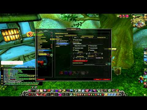 WoW Addon Tutorial - TellMeWhen