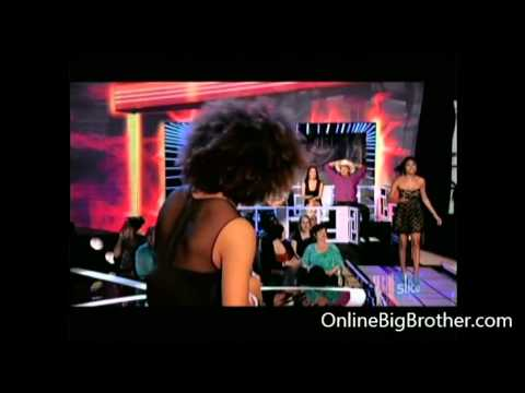 Topaz messes up her vote on Big Brother Canada finale