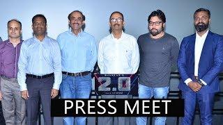 Super Star Rajnikanth  Robot 2.O 3D Digital Press Meet     Rajinikanth, Akshay Kumar, S. Shankar