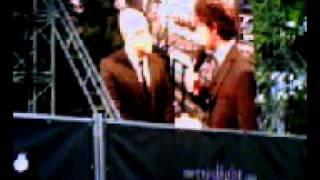 DAVID SLADE At Eclipse Premiere London .avi