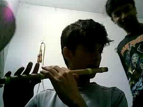 Bakhuda Tumhi ho -- i tried on flute