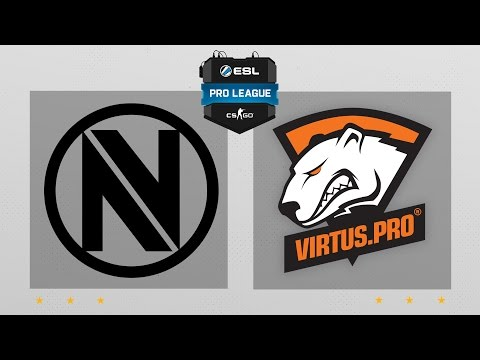 CS:GO - EnVyUs vs. Virtus.pro [Inferno] Map 2 - ESL Pro League Season 5 - EU Matchday 18