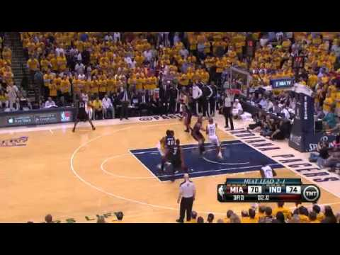 NBA Miami Heat Vs Indiana Pacers - Game 4 | 29th May 2013 | Eastern Conference Finals 2013