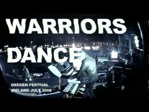THE PRODIGY - Warrior&#039;s dance - LIVE @ Oxegen Festival
