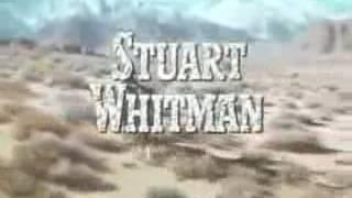 """""""Cimarron Strip"""" US TV series (1967--68) intro / lead-in"""