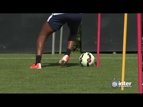 ALLENAMENTO INTER REAL AUDIO 05 07 2014