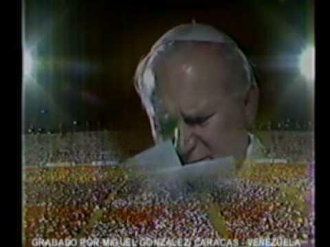 Visita Papal 1985 UCV (Parte 6 de 14)