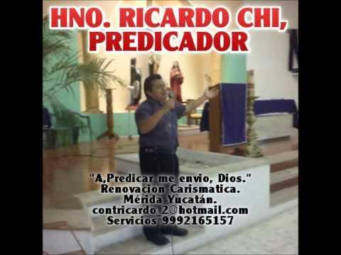ORACION No 5 ROMPER MALDICIONES HNO RICARDO