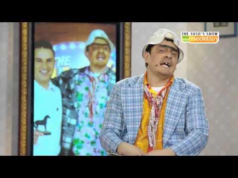 THE SUSO'S SHOW CON JAMES RODRIGUEZ Cuarta Temporada