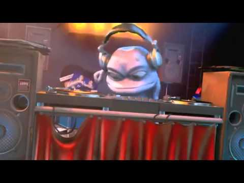 Crazy Frog - Daddy DJ - HD (Original)