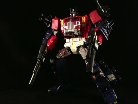 Benscollectables reviews Xovergen Trailer Force TF-01