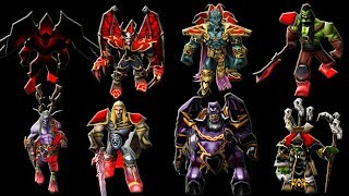 All Heroes with Chaos attack/Divine armor