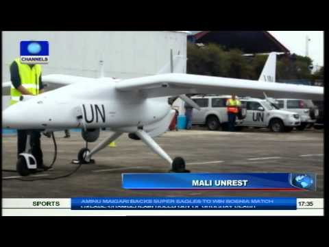 The World Today:Surveillance Drones To Be Dispersed Over Mali Unrest