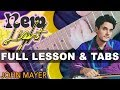 Lagu John Mayer - New Light Guitar Lesson With Darryl Syms | Easy Beginner Tutorial
