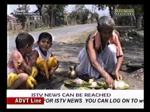 31st.march 3-pm.istv Manipuri News video