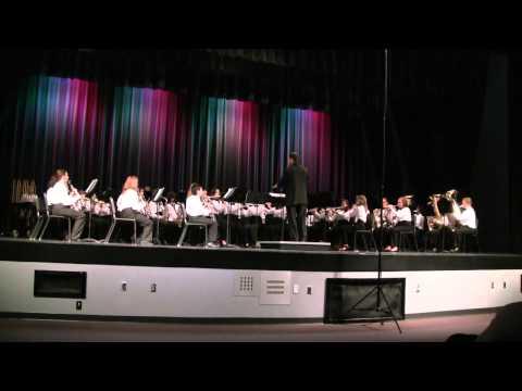 2011 Tuskawilla Middle School MPA Performance