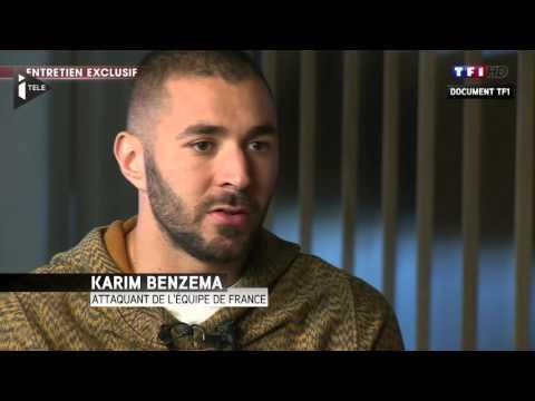 """Affaire de la sextape: Karim Benzema dénonce un """"acharnement"""""""