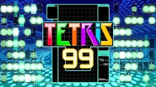 Sucking At Tetris Battle Royale | Tetris 99 Gameplay Livestream